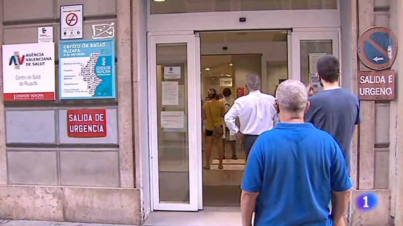 L'Informatiu - Comunitat Valenciana 2 - 22/09/20 - ver ahora