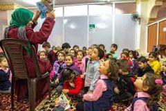 Para Todos La 2-Iniciativa para incentivar la lectura entre los más pequeños de zonas desfavorecidas