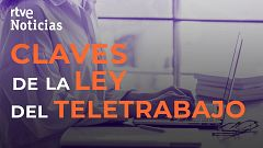 Las claves de la ley del teletrabajo, derechos y obligaciones