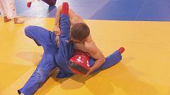 Grupos burbuja, el futuro para deportes de contacto como el judo