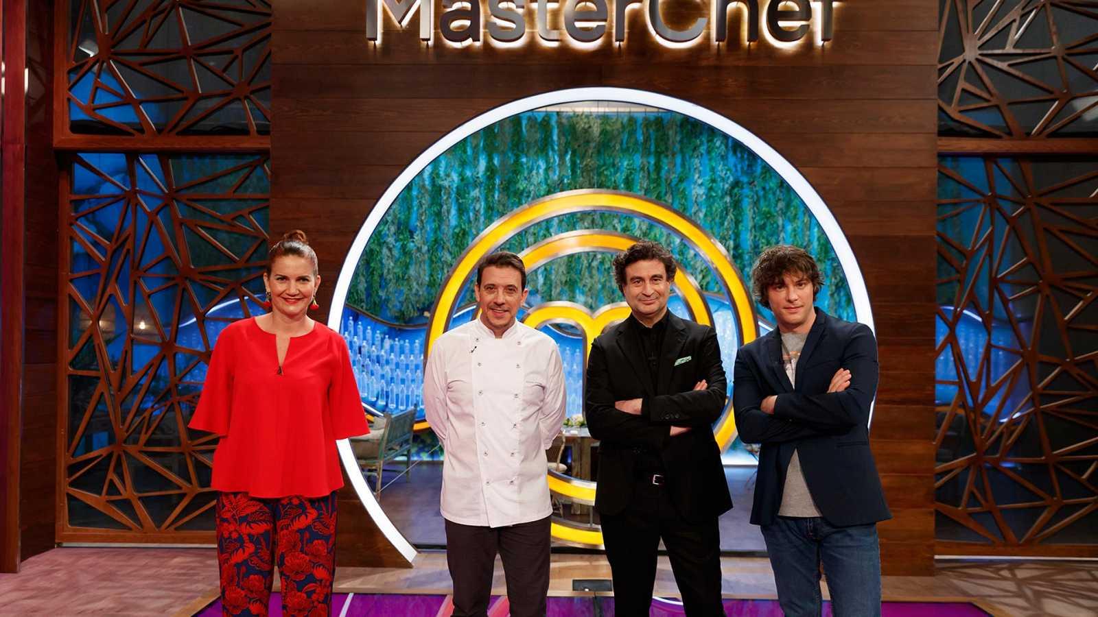 Masterchef Celebrity 5 - Programa 2 - ver ahora