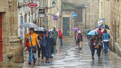 Este miércoles, lluvias fuertes en el sur de Galicia y Picos de Europa