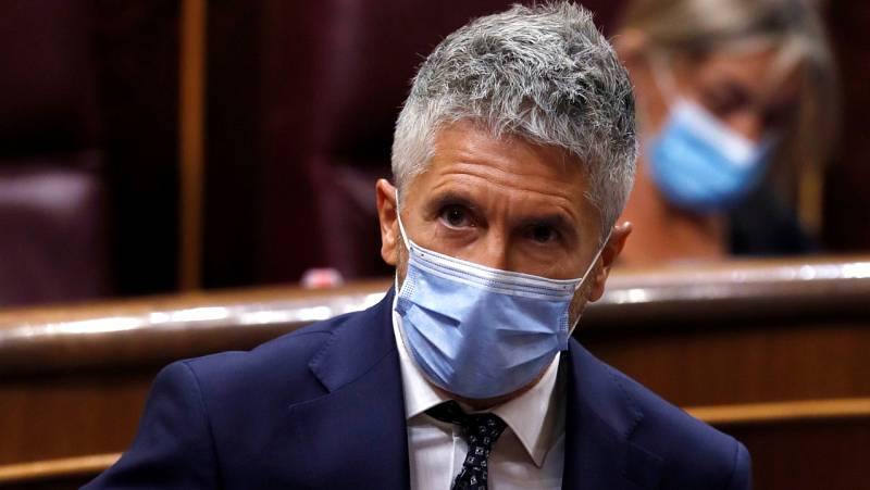 "Marlaska acusa a Vox de blanquear a ETA al tratar de ""mantenerla viva"""