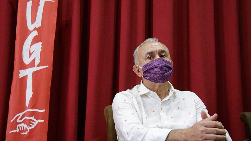 UGT cree que la economía se recuperará cuando se controle la pandemia