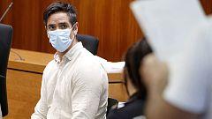 Rodrigo Lanza, condenado a 20 años por el 'crimen de los tirantes'