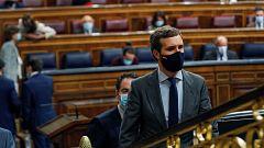 Casado anuncia que PP recurrirá al Supremo los indultos del 'procés' si llegan