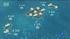 El temps a les Illes Balears - 23/09/20