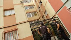 Una mujer en estado crítico tras una explosión en La Laguna, Tenerife