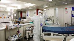 Los hospitales en Israel, al límite por el coronavirus