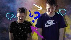 Réplica - El tag del amigo entre Chuty y Skone