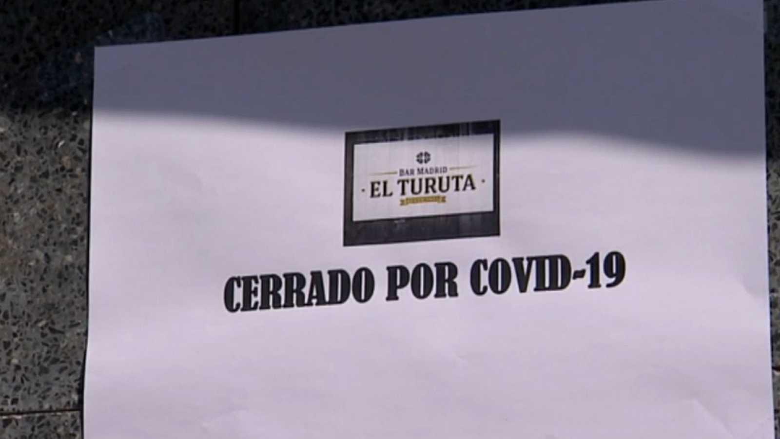 Confinamiento en Peralta por el repunte de contagios tras las 'no fiestas'