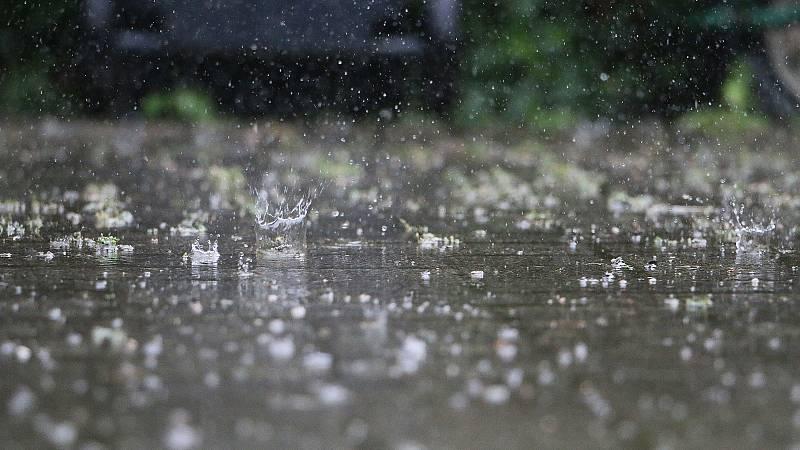 Lluvias persistentes en el Cantábrico y viento fuerte