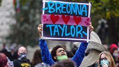 Dos policías heridos de bala en las protestas raciales en EE.UU. por la muerte de Breonna Taylor