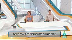 Fraudes frecuentes detectados en ERTE