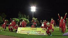 Atletismo - Campeonato de España Federaciones autonómicas