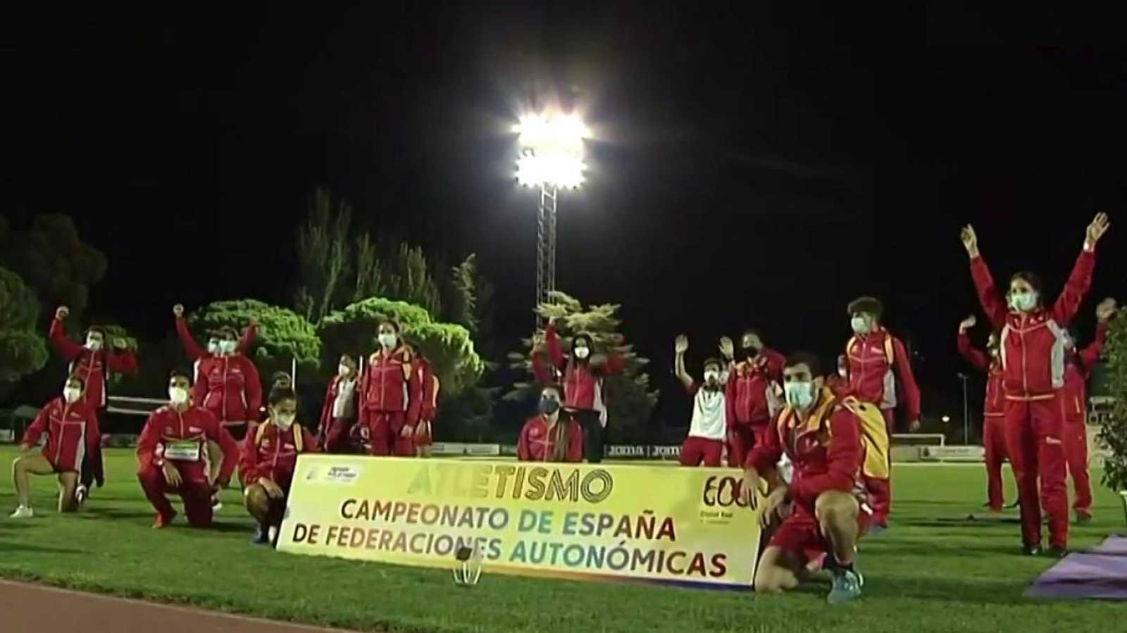 Atletismo - Campeonato de España Federaciones autonómicas - ver ahora
