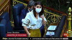 La ministra de Igualdad anuncia medidas contra los proxenetas y de apoyo a las mujeres prostituidas