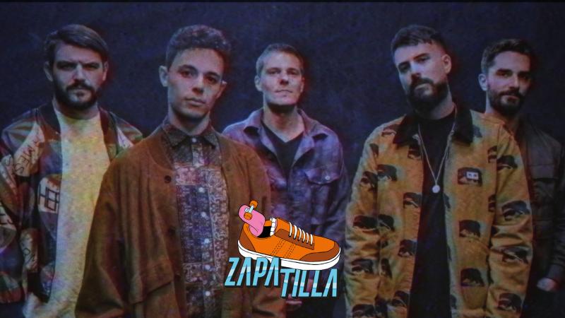 Zapatilla - Against The Waves, nuevos tiempos... - Escuchar ahora