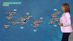 El tiempo en Canarias - 24/09/2020