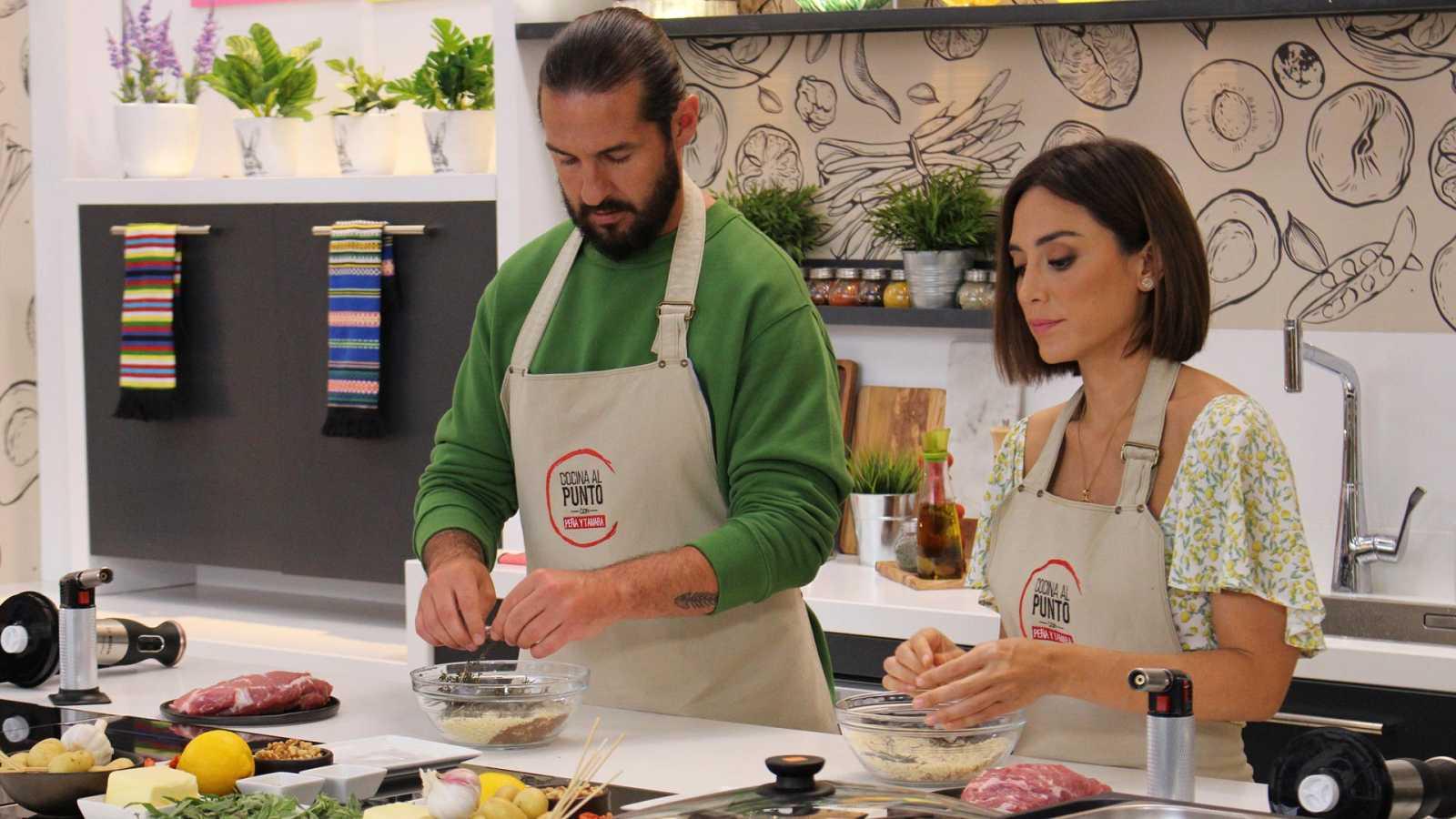 Cocina al punto con Peña y Tamara - Arroz largo vaporizado - ver ahora