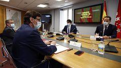 """Salvador Illa: """"Vienen semanas duras en Madrid"""""""