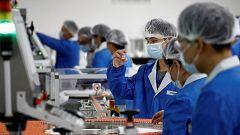 Dentro del laboratorio chino de Sinovac que desarrolla una vacuna contra la COVID-19