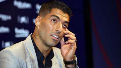 """Luis Suárez:""""Me voy con ganas de demostrar que podía seguir compitiendo"""""""