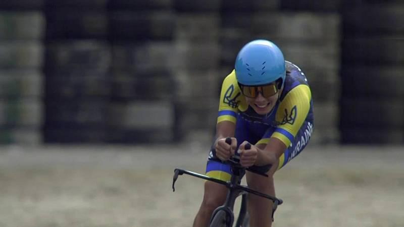 Ciclismo - Campeonato del Mundo en Ruta. Contrarreloj élite femenina - ver ahora