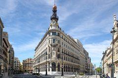 España Directo - Madrid estrena lujo con un nuevo hotel de cinco estrellas
