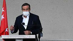 """Enrique López, consejero de Justicia de la Comunidad de Madrid: """"El objetivo de las restricciones es limitar los movimientos de los ciudadanos solo a actividades indispensables"""""""