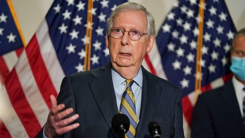 """El Senado de EE.UU. se compromete a garantizar una transición """"pacífica"""" del poder si Trump pierde las elecciones"""