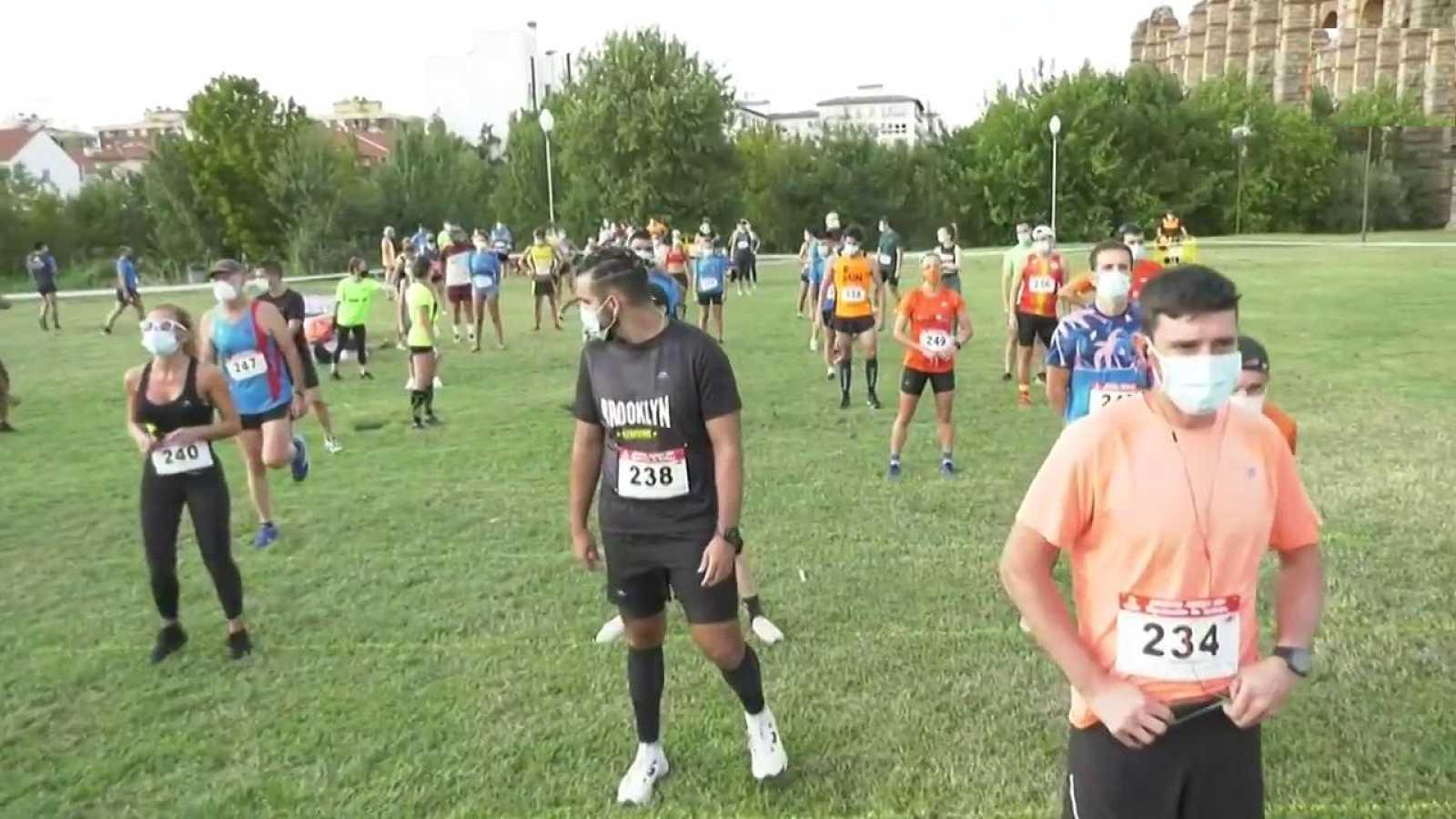 Atletismo - Circuito Music Run España - Music Run Mérida  - ver ahora