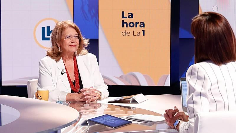 """Elvira Rodríguez, sobre la decisión de que el rey no acuda a Barcelona: """"Este Gobierno es poco transparente, por no decir nada"""""""