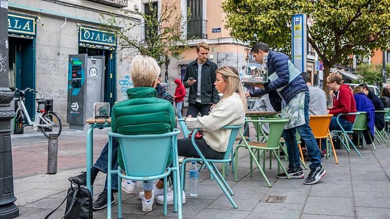 Sanidad recomienda cerrar toda la ciudad de Madrid