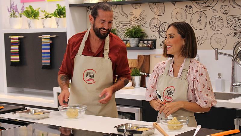Cocina al punto con Peña y Tamara - Pimiento tap de cortí - ver ahora