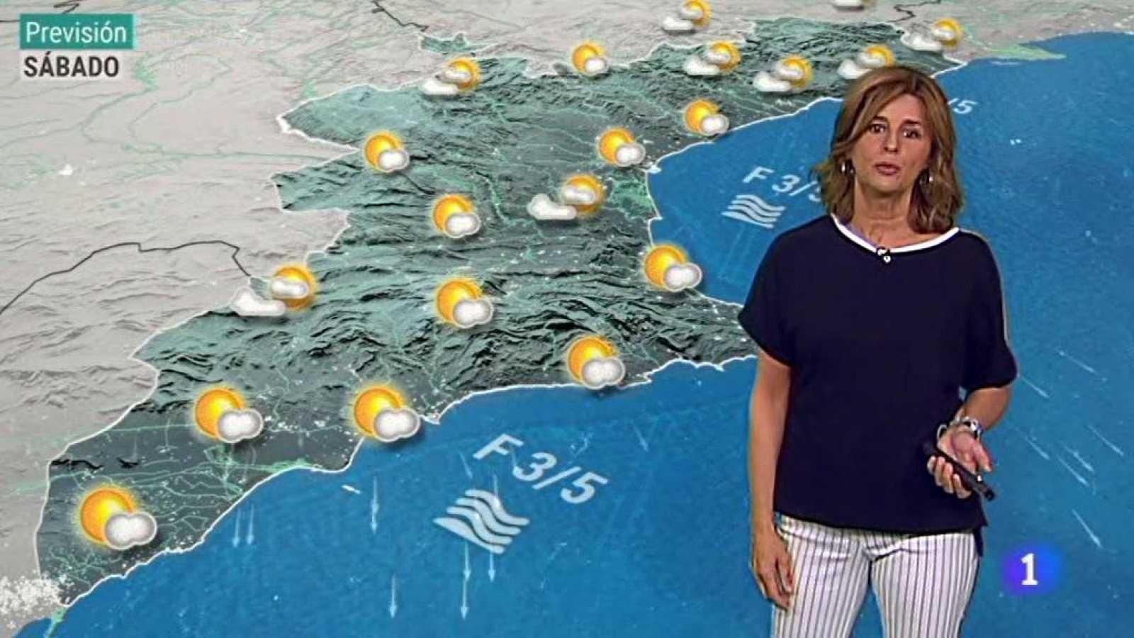 El tiempo en la Comunidad Valenciana - 25/09/20 - ver ahora