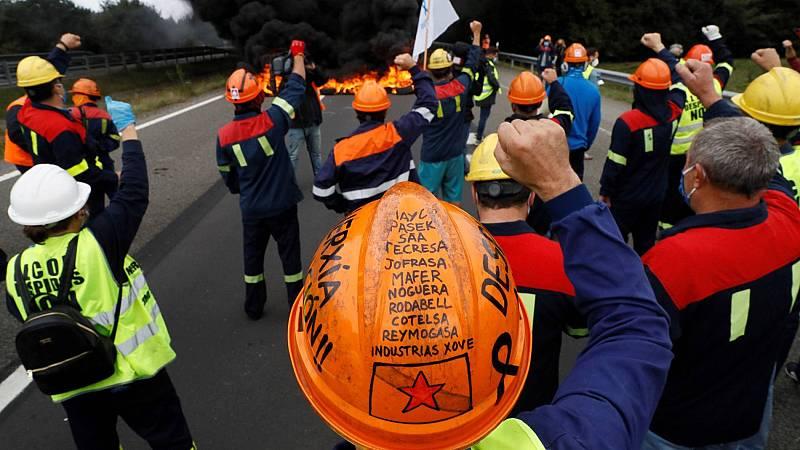 Nuevas protestas de los trabajadores de Alcoa a dos días del fin del plazo para su venta