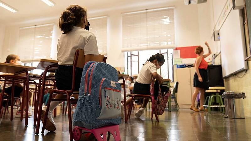 """La Abogacía del Estado considera que el miedo al contagio no ampara """"per se"""" el absentismo de los escolares"""