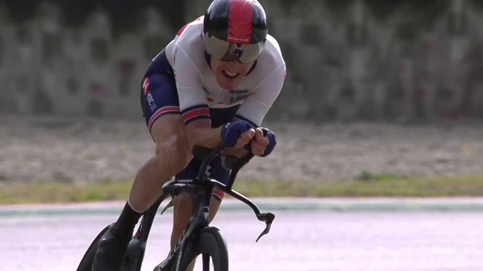 Ciclismo - Campeonato del Mundo en Ruta. Contrarreloj élite masculina - ver ahora