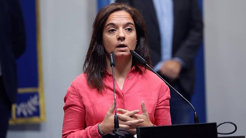 """La alcaldesa de Getafe, Sara Hernández: """"No podemos entender por qué Madrid no sigue los criterios de Sanidad"""""""