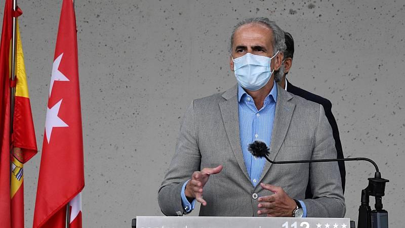 """Ruiz Escudero, sobre las """"discrepancias"""" con Sanidad: """"Espero que no sea un ultimátum por parte del Gobierno"""""""