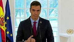 """Sánchez apela en la ONU a la unidad: """"Necesitamos salvar el planeta, extirpar la pobreza y reducir las desigualdades"""""""
