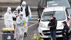 Dos detenidos por el ataque cerca de la sede de Charlie Hebdo