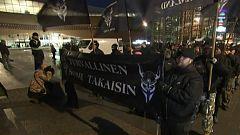 Finlandia ilegaliza un partido neonazi