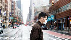 Nueva York logra doblegar la curva de contagios de coronavirus