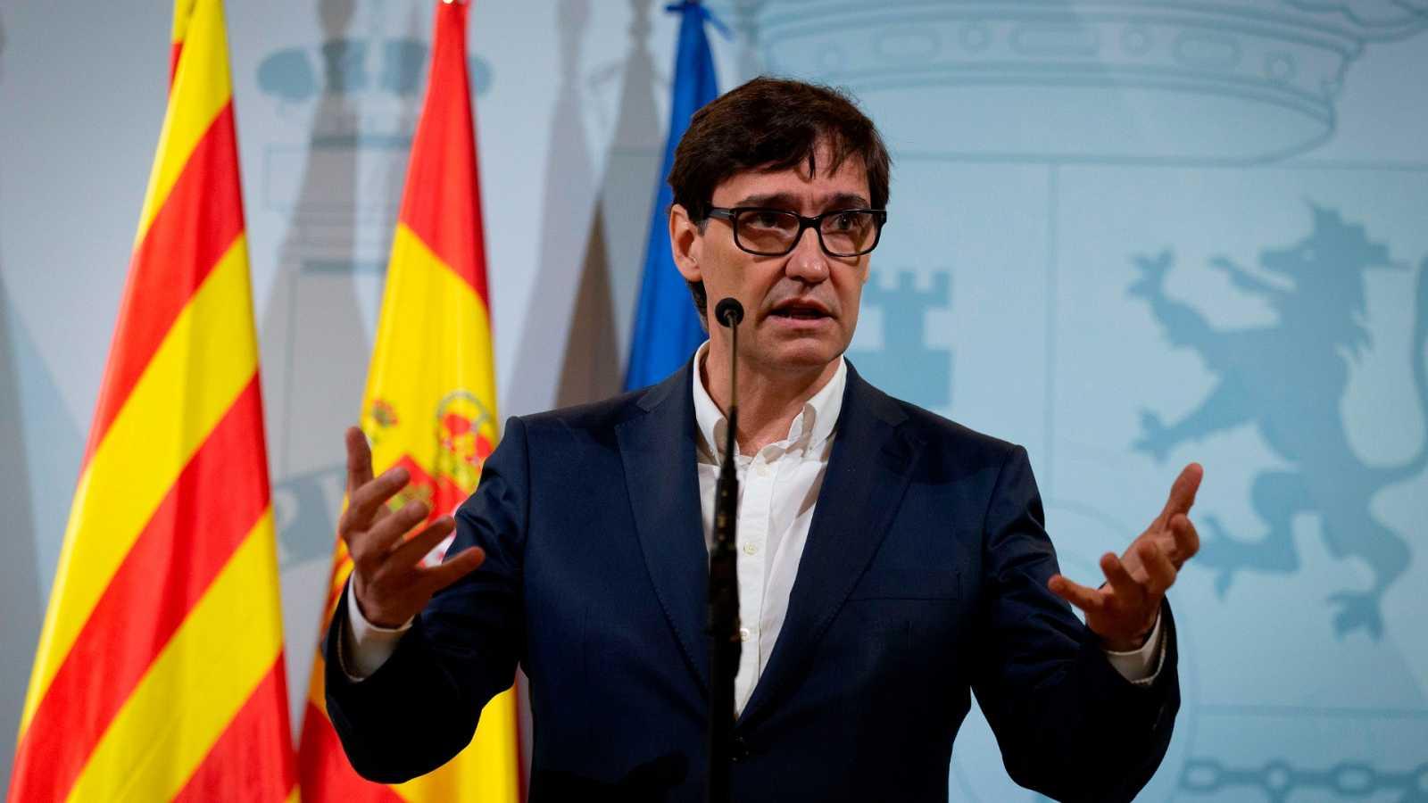 Sigue el pulso entre Gobierno central y autonómico por la gestión de la pandemia en Madrid