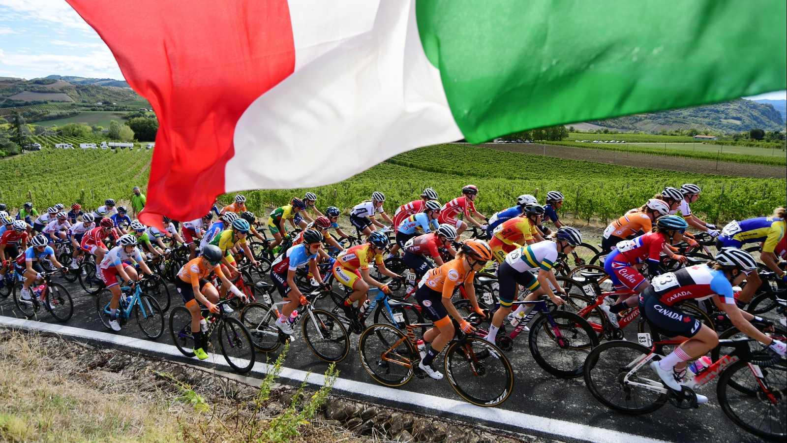 Ciclismo - Campeonato del Mundo en Ruta. Contrarreloj élite femenina (1) - ver ahora
