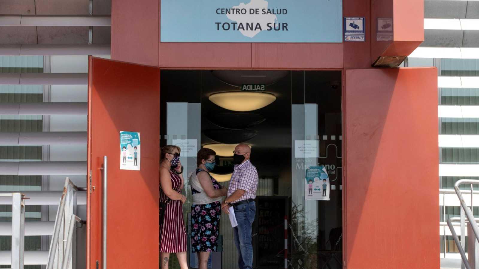 Preocupación por las altas tasas de contagio en Lorca, Jumilla y Totana