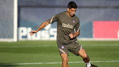 Luis Suárez debutará en el Atlético contra el Granada