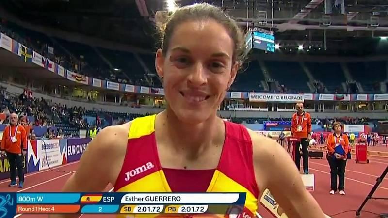 Atletismo - Reportaje: Esther Guerrero - ver ahora